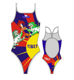 TURBO - 893792-0099 - Thin Strap Womens Swimsuit / Swimwear / Costume - Swimming