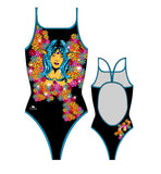 TURBO - 894072 - Thin Strap Womens Swimsuit / Swimwear / Costume - Swimming