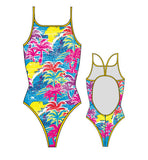 TURBO - 899352-0099 - Thin Strap Womens Swimsuit / Swimwear / Costume - Swimming