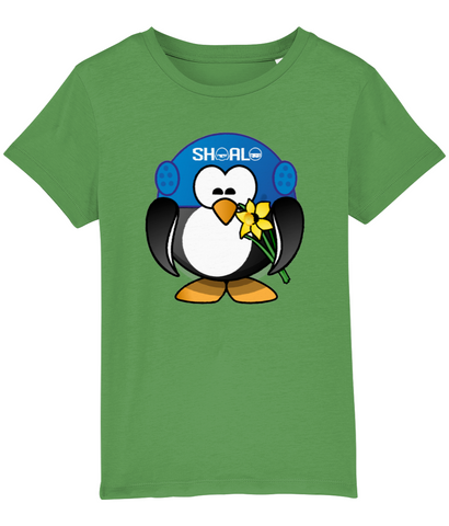 SHOALO Daffodil - Children's / Kid's T-Shirt (Organic) - Various Colours