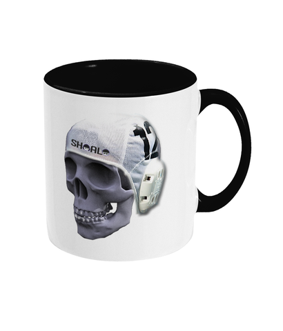 SHOALO Skull - Two Toned Mug