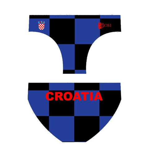 BBOSI Croacia - Mens Suit - Water Polo