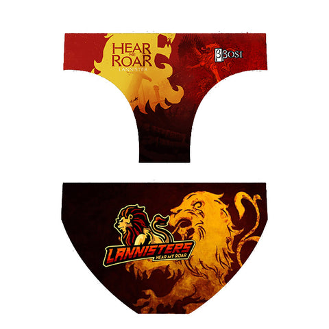 BBOSI Lannisters - Mens Suit - Water Polo