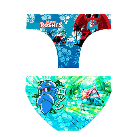 BBOSI Master Roshi - Mens Suit - Water Polo