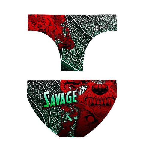 BBOSI Savage - Mens Suit - Water Polo
