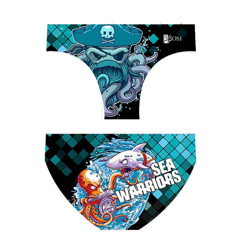 BBOSI Sea Warriors - Mens Suit - Water Polo
