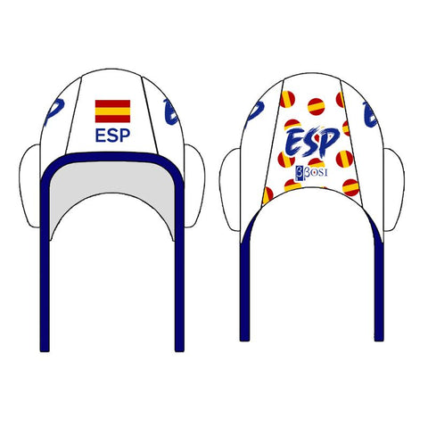 BBOSI Espanya / Spain (20) 1 - Water Polo Cap