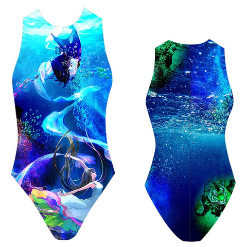 BBOSI Aquarious - Womens Water Polo Suits / Costume