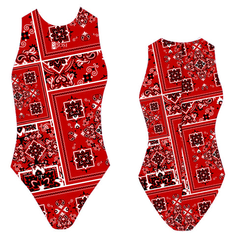 BBOSI Bandana - Womens Water Polo Suits / Costume