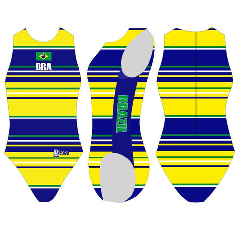 BBOSI Brasil (20) - Womens Water Polo Suits / Costume