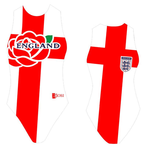 BBOSI England - Womens Water Polo Suits / Costume