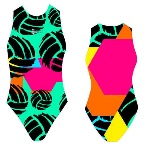 BBOSI Geopolo - Womens Water Polo Suits / Costume