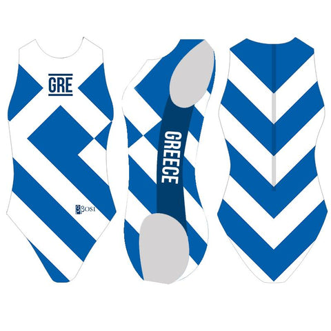BBOSI Grecia (20) - Womens Water Polo Suits / Costume