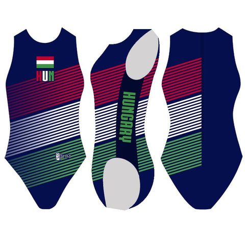 BBOSI Hungria (20) - Womens Water Polo Suits / Costume