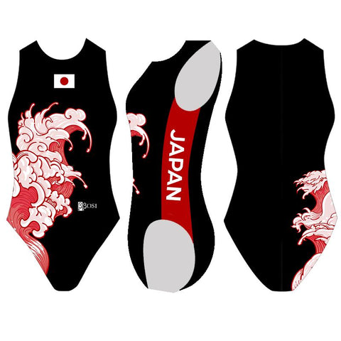 BBOSI Japan (20) - Womens Water Polo Suits / Costume