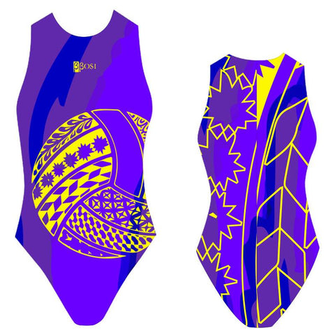 BBOSI Mandala - Womens Water Polo Suits / Costume
