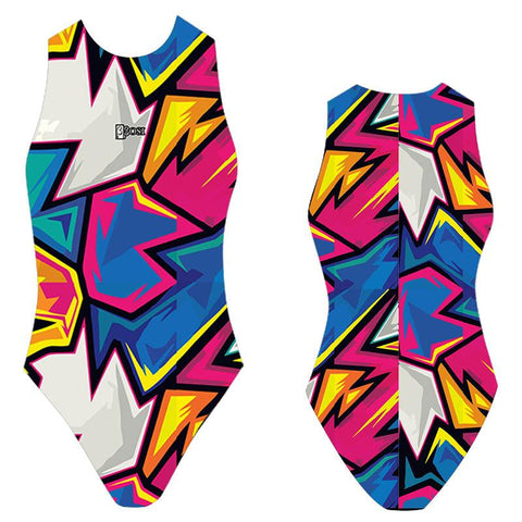 BBOSI Mindless - Womens Water Polo Suits / Costume