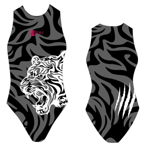 BBOSI Tiger - Womens Water Polo Suits / Costume