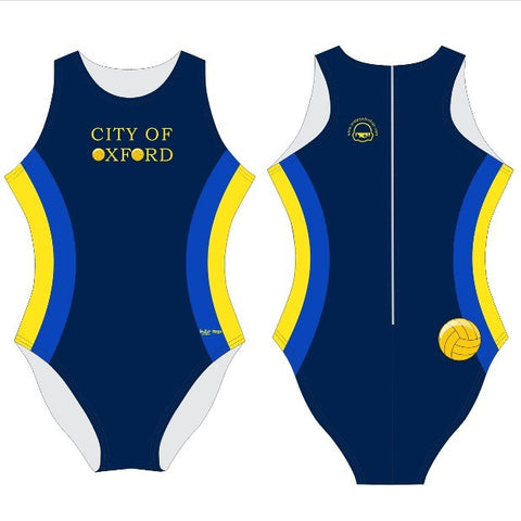 Waterpoloshop - H2OTOGS Customised - City of Oxford Womens Water Polo Suits