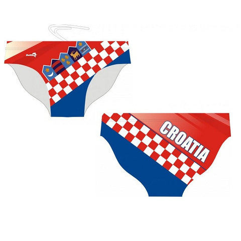 Waterpoloshop - DELFINA Croatia - Mens Suit - Water Polo