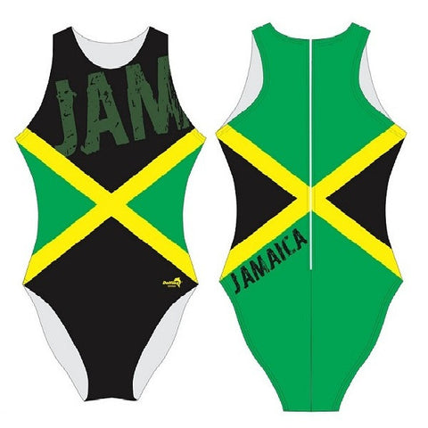 Waterpoloshop - DELFINA Jamaica - Womens Water Polo Suits / Costume