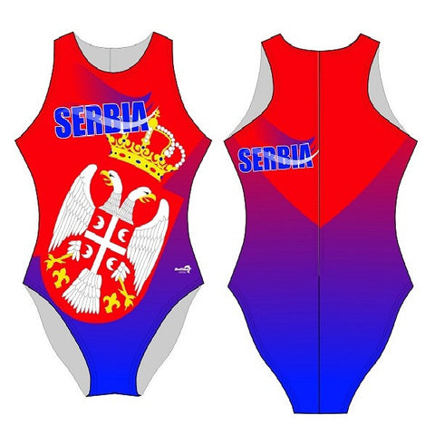 Waterpoloshop - DELFINA Serbia - Womens Water Polo Suits / Costume