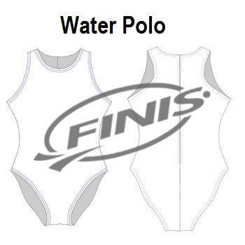 Waterpoloshop - FINIS Custom Made - Womens Water Polo Swim Suits