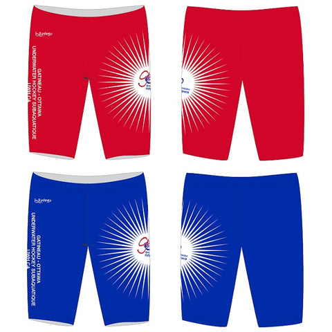 H2OTOGS Customised - Gatineau UWH Mens Jammers