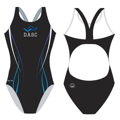 Waterpoloshop - H2OTOGS Customised - Dingwall Womens Bladeback Suits