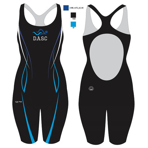 Waterpoloshop - H2OTOGS Customised - Dingwall Olympicback Kneeskin Suit