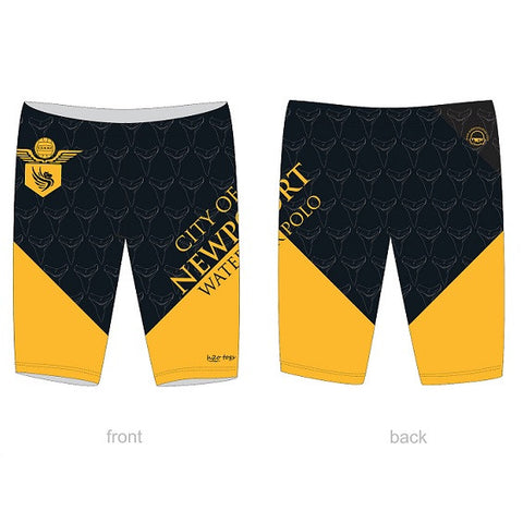 Waterpoloshop - H2OTOGS Customised - City of Newport Mens Pacer Suits