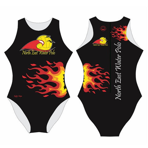 Waterpoloshop - H2OTOGS Customised - North East Womens Water Polo Suits