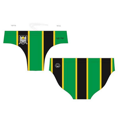 Waterpoloshop - H2OTOGS Customised - Northampton Mens Water Polo Suits
