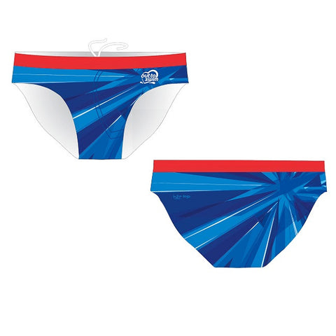 Waterpoloshop - H2OTOGS Customised - Out to Swim Mens Water Polo Suits