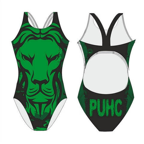 Waterpoloshop -  - H2OTOGS Customised - Plymouth Womens Bladeback Suits