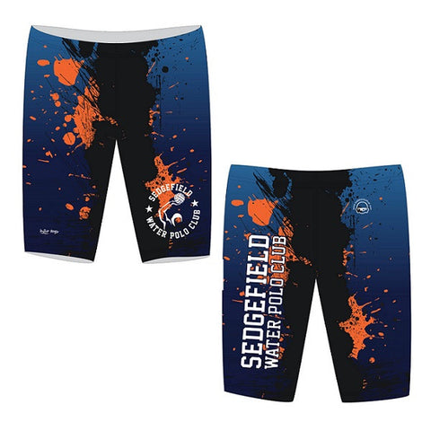 Waterpoloshop - SHOALO Customised - Sedgefield Mens Jammers