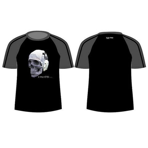 Water Polo Shop - H2OTOGS Skull - Unisex Water Polo - MESH - T-Shirt