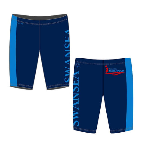 Waterpoloshop - SHOALO Customised - Swansea Mens Pacer Jammer Suits