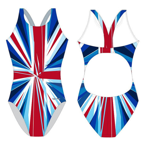 Waterpoloshop - H2OTOGS GBR - UK - GB - Womens Bladeback Suits