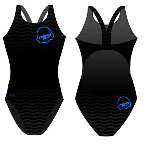Waterpoloshop - H2OTOGS WPS - Womens Bladeback Suits