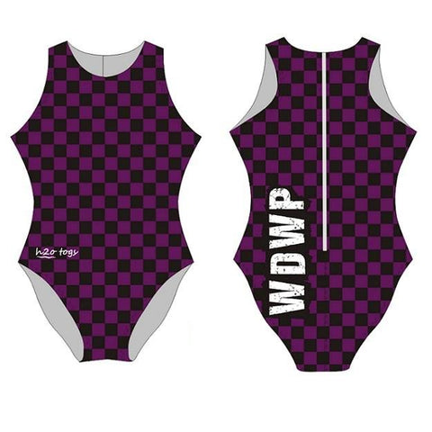 Waterpoloshop - H2OTOGS Customised - West Dorset Womens Water Polo Suits