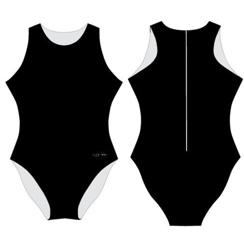 Waterpoloshop - H2OTOGS Solid Womens Water Polo Suits / Costume