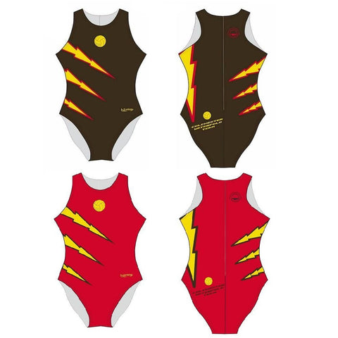 SHOALO Customised - Colchester Womens Water Polo Suits (Various Colours)