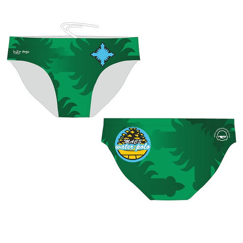 Waterpoloshop - H2OTOGS Customised - MACS Mens Water Polo Suits
