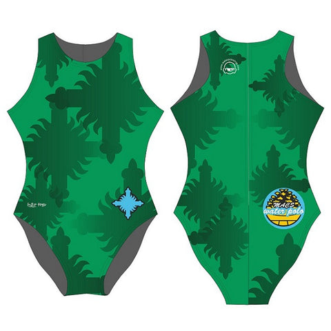 Waterpoloshop - H2OTOGS Customised - MACS Womens Water Polo Suits