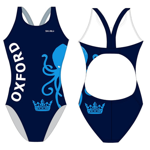 SHOALO Customised - Oxford University UWH Womens Bladeback Suits