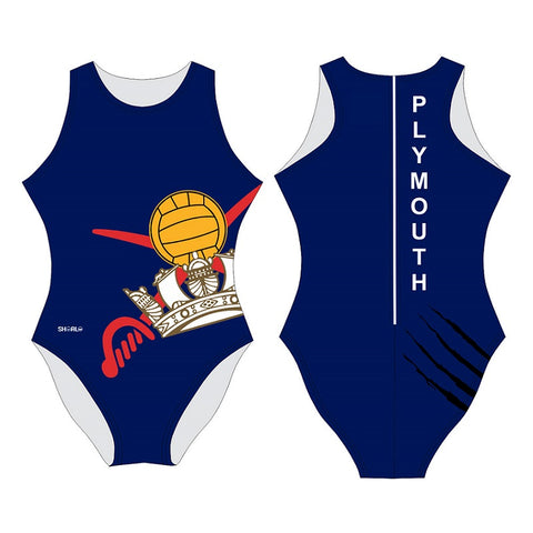 SHOALO Customised - Plymouth Uni Womens Water Polo Suits