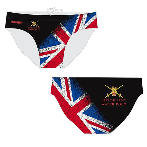 SHOALO Customised - British Army (Imphal Barracks) Mens Water Polo Suits