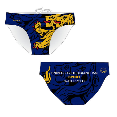 SHOALO Customised - Birmingham Uni Mens Water Polo Suits