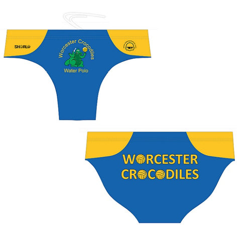 SHOALO Customised - Worcester Mens Water Polo Suits
